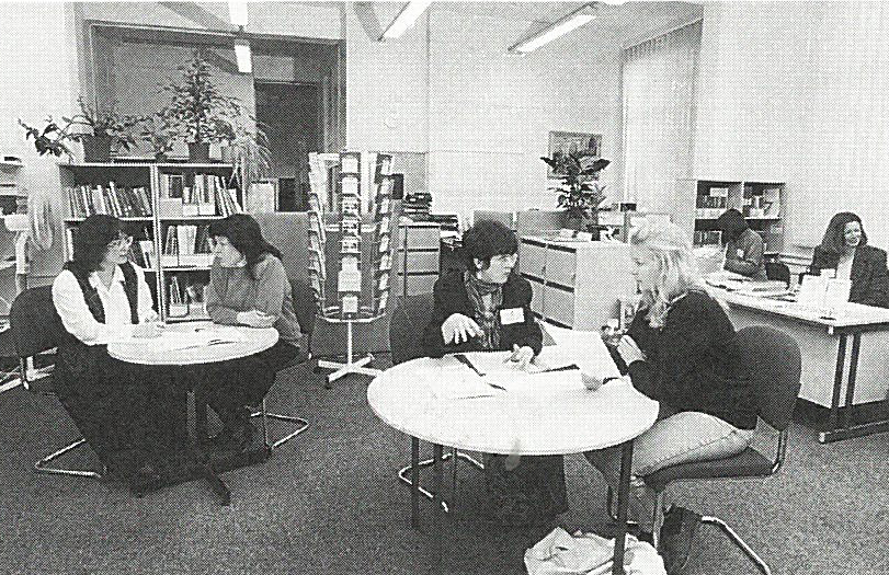 CCN Information Centre in 1995