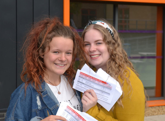 student success at city college norwich sixth form