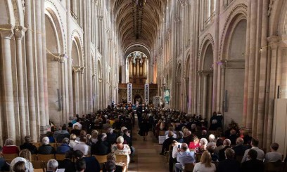 Graduation Ceremony Norwich Cathedral