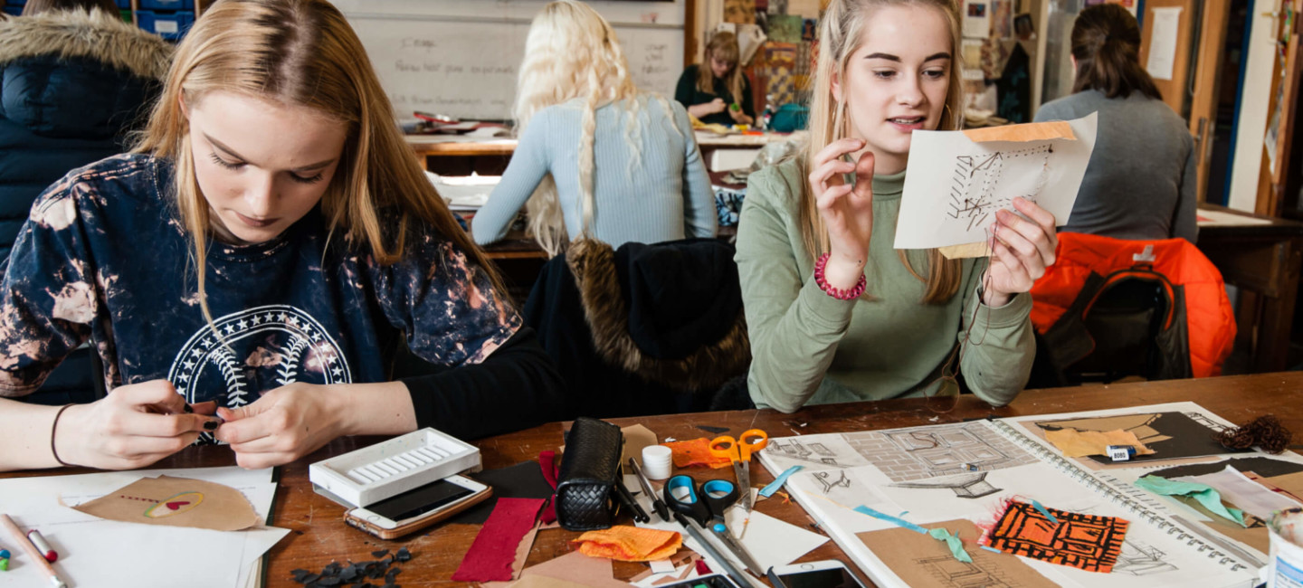 Level 3 Art And Design Diploma City College Norwich