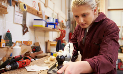 Carpentry apprenticeship l3