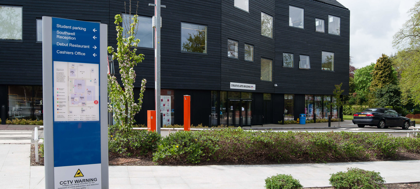 accessibility information for city college norwich