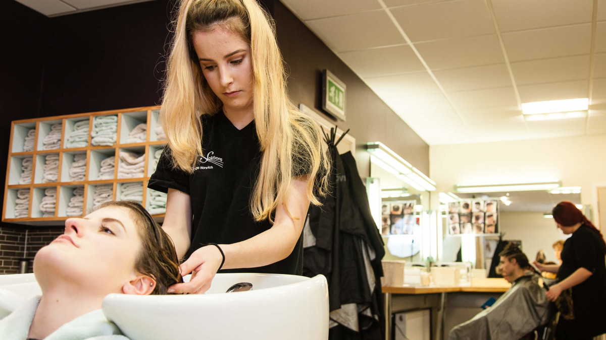 Solutions Beauty and Hair Salon