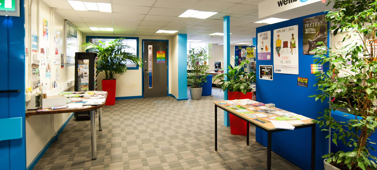 City College wellbeing office