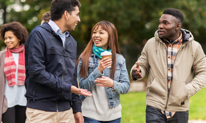 international students at city college norwich