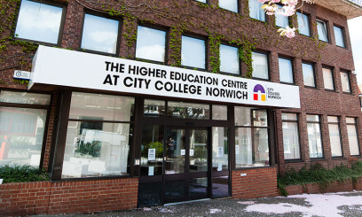 city college norwich school of higher education norfolk house